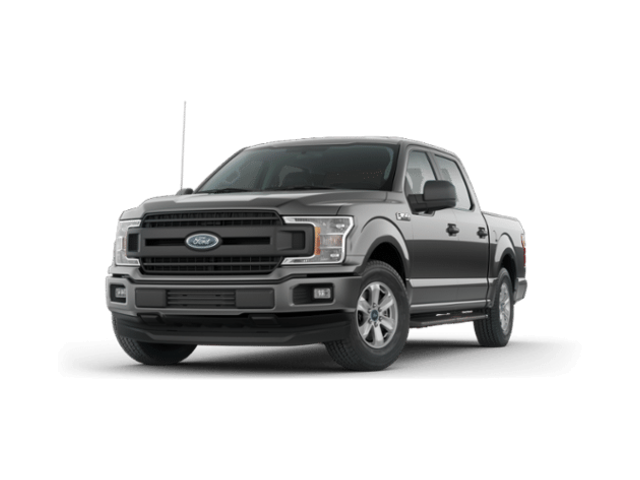 New Ford 2018 Ford F-150 XL Truck in Meridian, MS